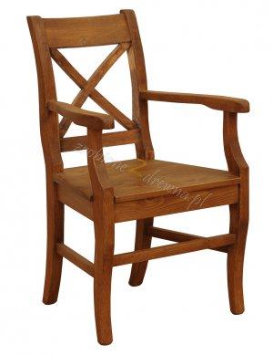 Fotel woskowany Hacienda X