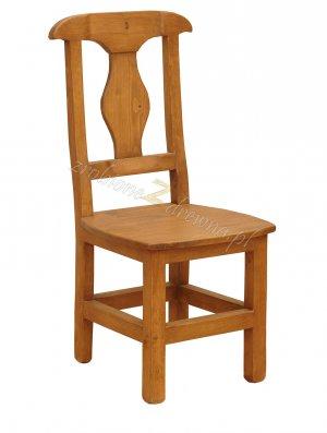 Krzesło woskowane Hacienda H5