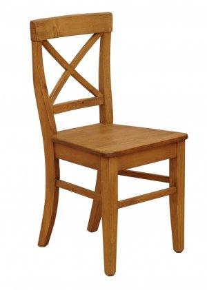 Krzesła woskowane Hacienda