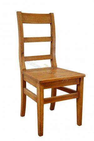 Krzesło woskowane Hacienda H4