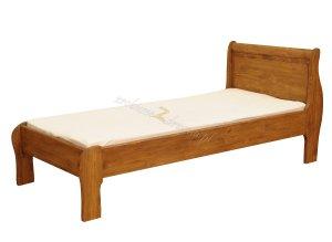 Łóżko woskowane Hacienda D