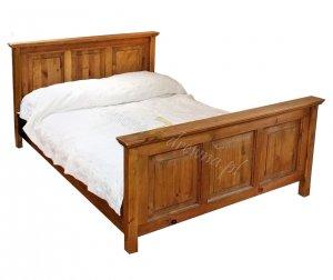 Łóżko woskowane Hacienda II